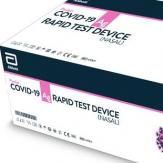 Panbio(TM) COVID-19 Antigen-Schnelltest Nasal VE= 25 Tests AG Rapid T Device